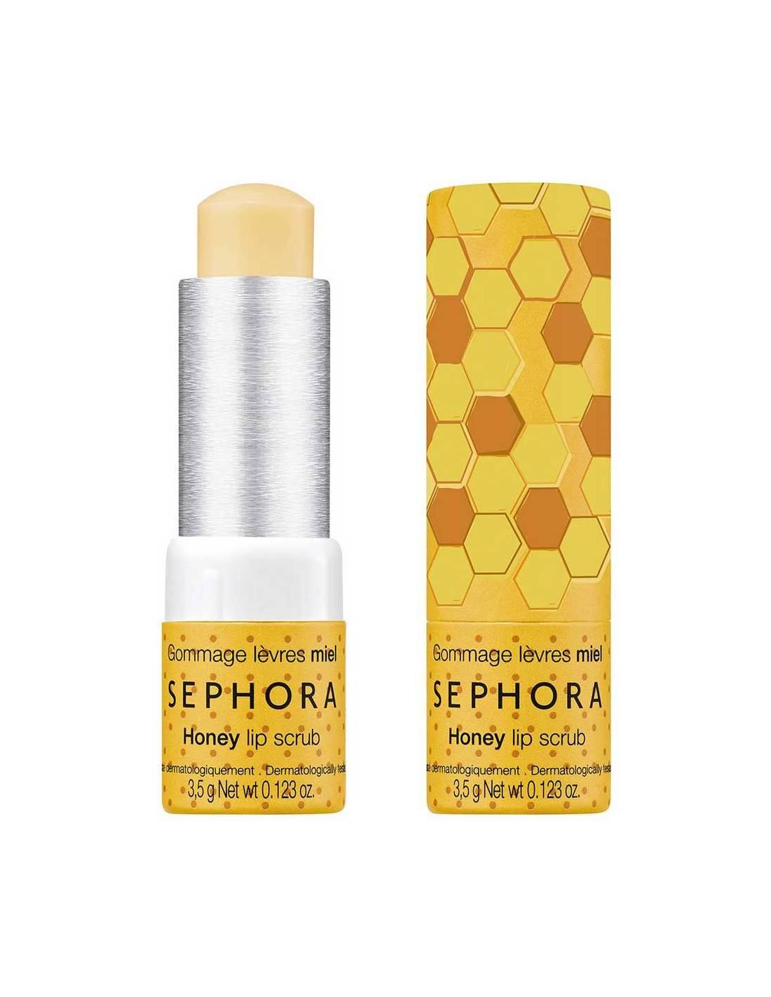 Sephora Lip Balm Amp Scrub Choose Honey Almond Coconut