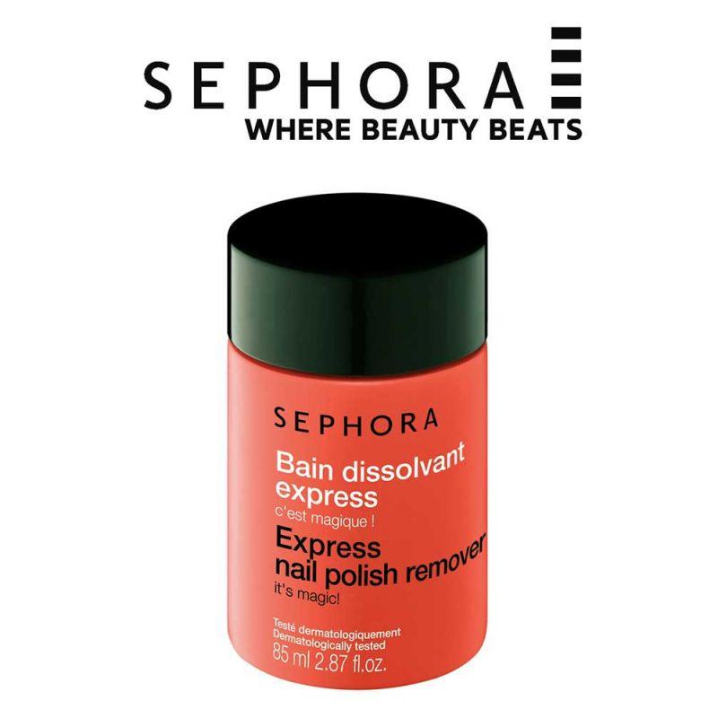 Sephora Express Nail Polish Remover 85ml