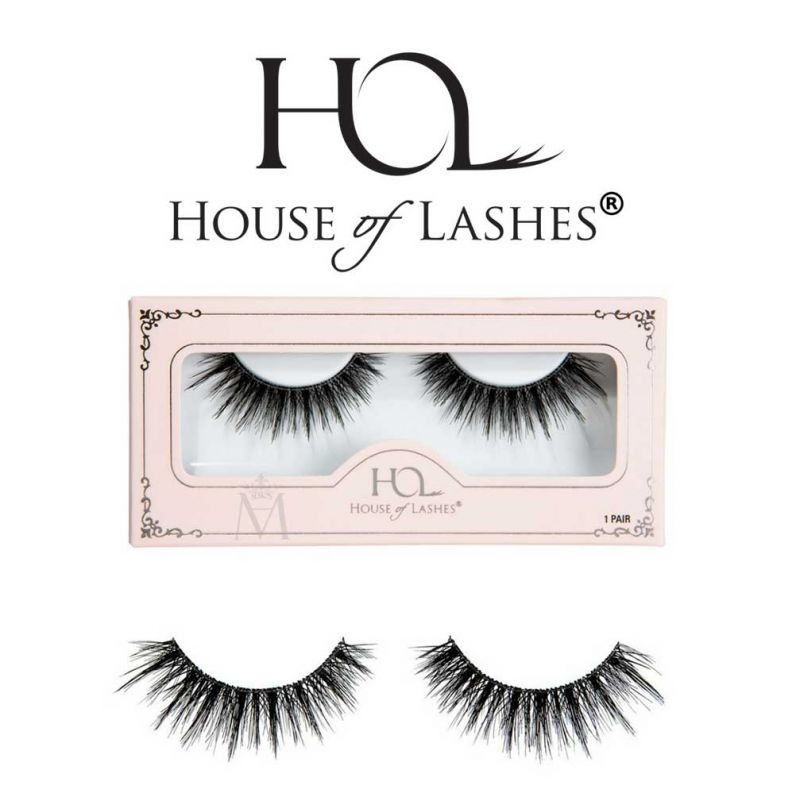 24d85dafafe House of Lashes Noir Fairy Lite Brown handcrafted lashes