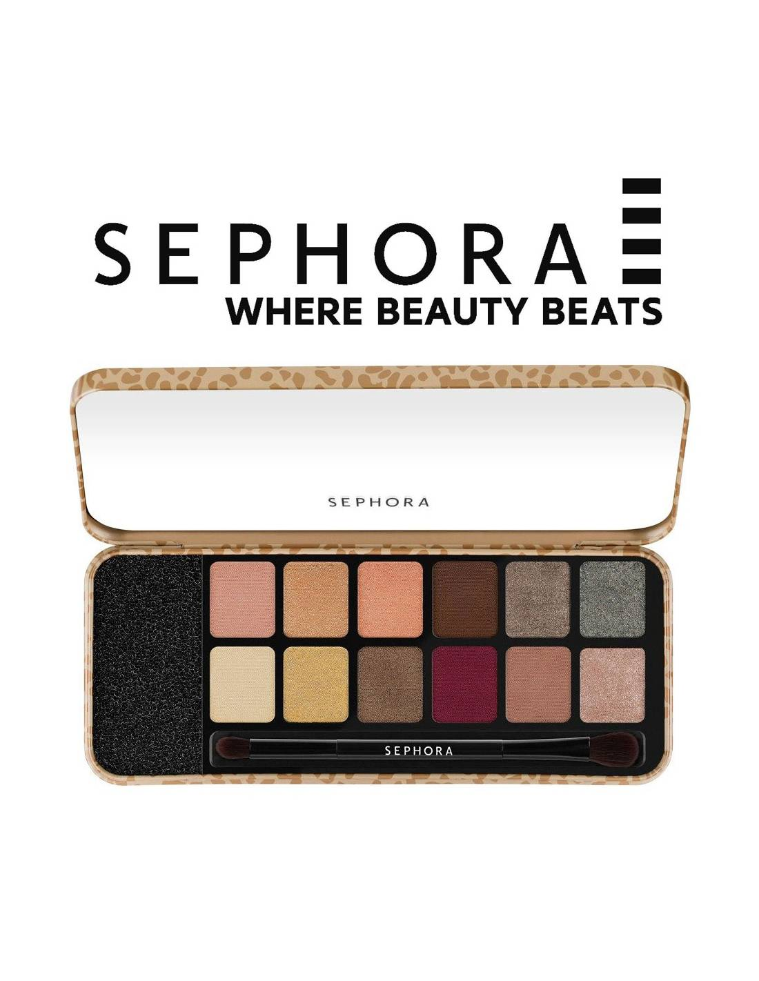 ซื้อ Sephora Collection Feline Instinct Eyeshadow Palette