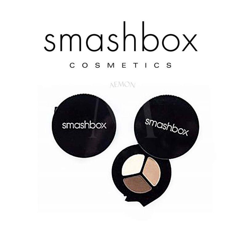 Smashbox Photo Op Eyeshadow Trio Filter Vanilla Sable Sumatra